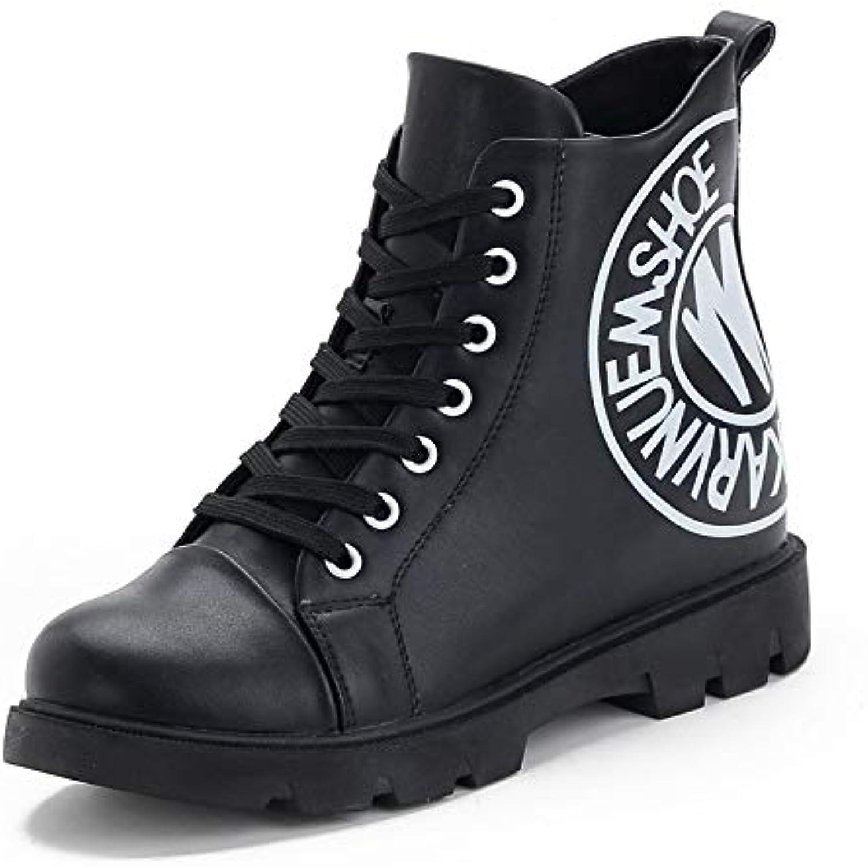Lianaii Bottes femmes À Chaussures Plates Femmes Automne Hiver À femmes  Fond Plat Bottes Épaisses Le Chevalier dans Le...B07JNXXYKKParent 187b0a cd4cdd6838b0