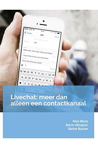 Livechat: meer dan alleen een contactkanaal