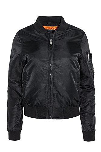brave-soul-oslo-giacca-bomber-donna-40-it-nero-arancione