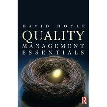 Quality Management Essentials by David Hoyle (2007-02-07)