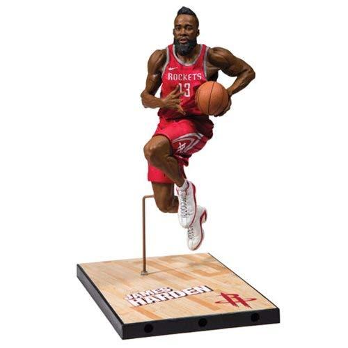 McFarlane NBA 2K19 James Harden Houston Rockets Action Figur (18 cm)