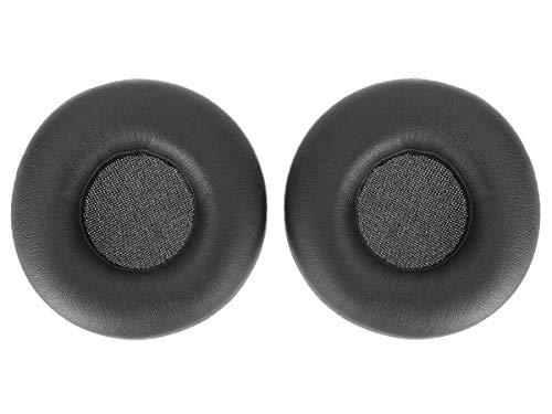 WEWOM 2 Ersatz Ohrpolster für AKG Y50 Y50BT Y55 Kopfhörer, Schwarz thumbnail