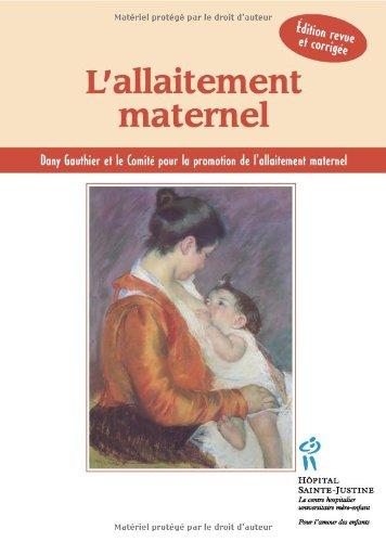 L'allaitement maternel par Dany Gauthier