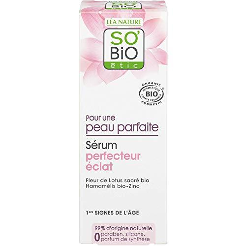 Scheda dettagliata So'Bio étic Siero uniformante, correttore per una pelle perfetta, 30ml