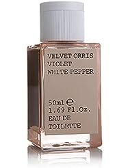 Korres Velvet Orris Violet White Pepper Eau de Toilette 50ml