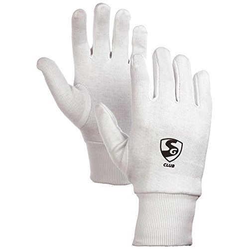 SG Club Inner Gloves, Adult (Color May Vary)