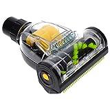 Wessper Universal-Spazzola Mini Turbo per aspirapolvere per Philips FC8613 (32 mm)