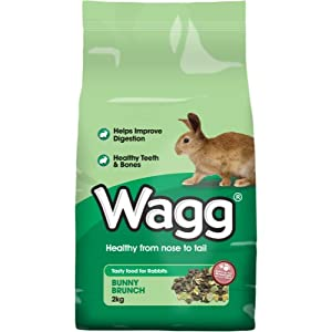 Wagg Bunny Brunch Rabbit Food 2kg from Wagg
