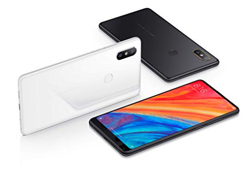 """Xiaomi MI Mix 2S EU - Smartphone de 5.99"""" (Qualcomm Snapdragon 845, memoria interna de 128 GB, Android), Negro [versión española]"""