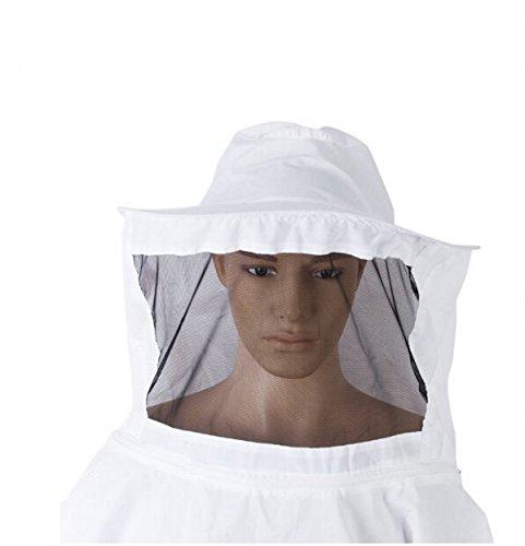 CHENGYIDA Professional Beekeeping Suit Jacket Veil Smock Dress 3
