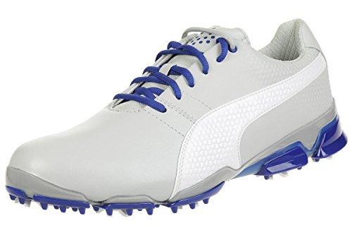 Chaussures de golf Puma TITANTOUR IGNITE Light Grey - SH188656-B-09