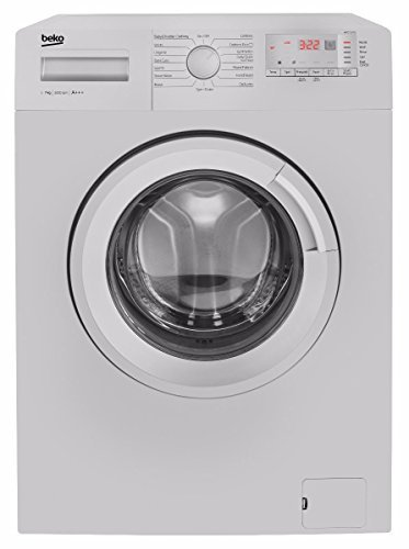 Beko WTG721M1S 7kg 1200rpm Washing Machine - Silver