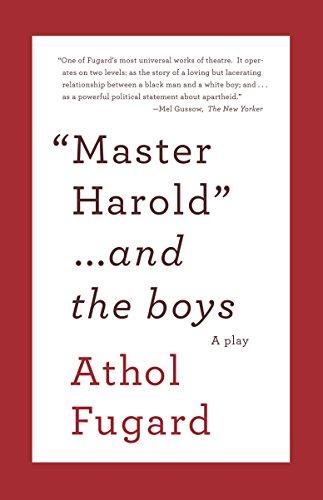 E BOYS: A Play (Vintage International) ()