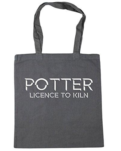 hippowarehouse-potter-licence-to-kiln-tote-shopping-gym-beach-bag-42cm-x38cm-10-litres