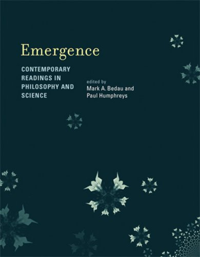 Emergence: Contemporary Readings in Philosophy and Science
