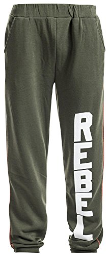 Star Wars Rebel Fighter Pantaloni jogging verde M