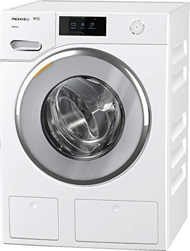 Miele WWV980 WPS Passion lavatrice Libera installazione Caricamento frontale Bianco 9 kg 1600 Giri/min A+++