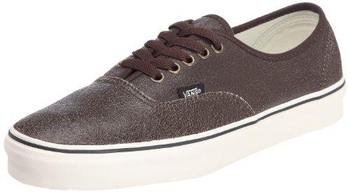 Vans U Authentic VQER64J, Unisex - Erwachsene Sneaker Braun