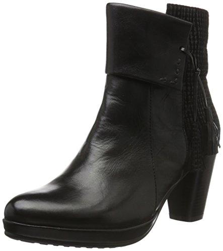 piazza-damen-961532-kurzschaft-stiefel-schwarz-schwarz-39-eu