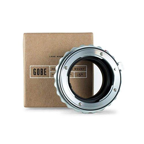 Gobe Adattatore di montaggio lente compatibile con lente Nikon F e corpo fotocamera Micro Four Thirds