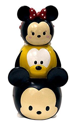 Design International Group Tsum Tsum Garten Statue: Mickey, Minnie & Pluto (ldg87486)