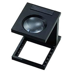 Waltex 42mm X 35mm X 43mm Linen Tester Folding Magnifier