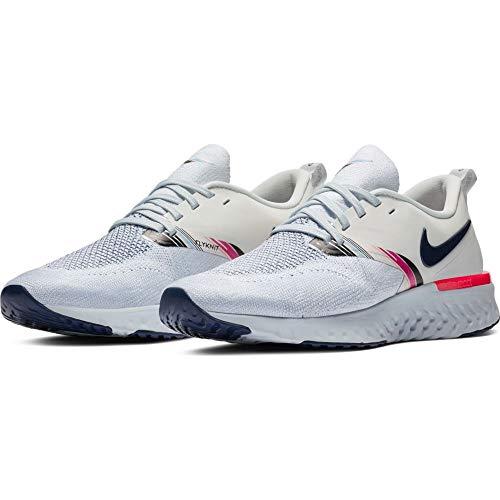 4014168e828c6 Nike Women s Odyssey React Flyknit 2 Premium Running Shoes (6.5 M US