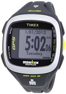 Timex Unisex-Armbanduhr Digital Quarz Kautschuk T5K745