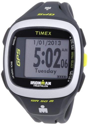 Timex Orologio Digitale Quarzo Unisex con Cinturino in Gomma T5K745