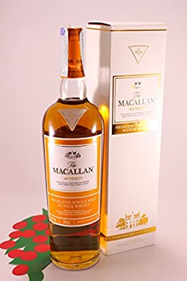 Whisky The Macallan Amber 40 % 70 cl.