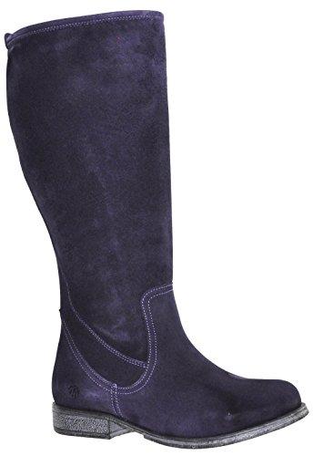 JJ Footwear Damen Stiefel Suede Arlington XL Viola Suede 36