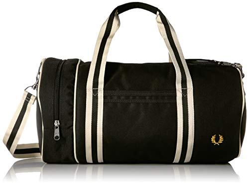 Fred Perry Twin Tipped Hombre Holdall Negro