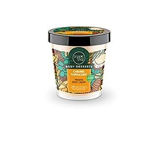Organic Shop Crema Corporal Reafirmante Capuchino al Caramelo – 450 ml
