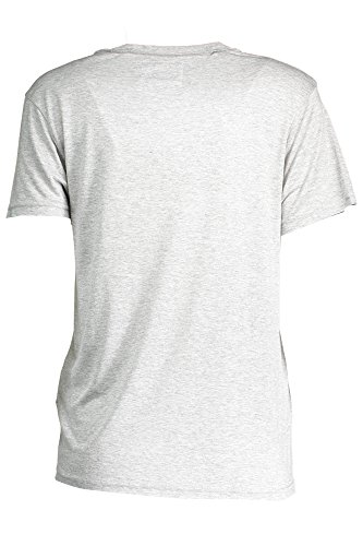 Lee L41GAF37 T-Shirt Maniche Corte Donna Grigio