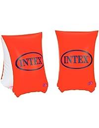 INTEX Kids Swimming Arm Bands,18x15x3cm (Red)