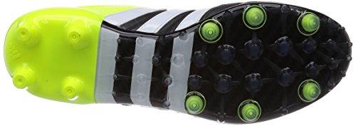 adidas Ace15.1 FG/AG Leather Herren Fußballschuhe Black