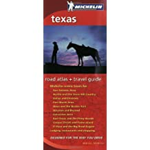 Michelin Texas Atlas & Travel Guide