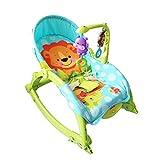 Yunfeng Baby Schaukelstuhl Faltbare Baby Schaukel Stuhl Multifunktions Musik schütteln Baby beruhigende Blaue Schwingstuhl