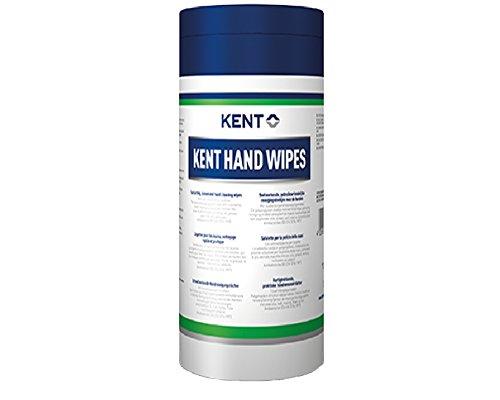 Weiche Hand Mit Tinte (Kent Hand Wipes Handreinigungstücher Spender mit 50 Stück)