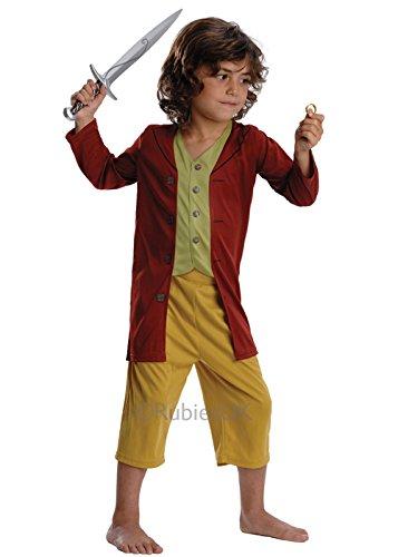 lbo Beutlin Kostüm Kit (Bilbo Beutlin Kinder Kostüme)