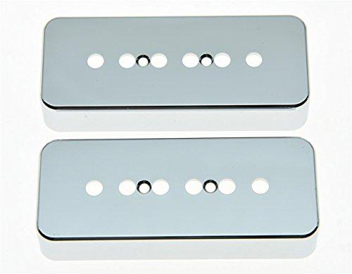m Pole Kunststoff P90Gitarre Pickup-Kappen 90Soap Bar Tonabnehmer Cover für Les Paul ()