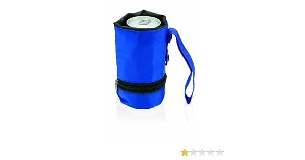 Erweiterbarer Flaschenk/ühler f/ür Dosen 330ml und Flaschen 500 ml