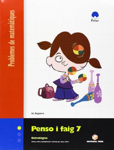 Penso I Faig 7. Problemes de Matematiques - 9788430708369