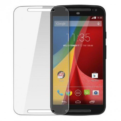 Plus Tempered Glass For Motorola Moto E3 Power 9H Hardness With Alcohol Wet Cloth Micro Fibre Dry Cloth For Motorola Moto E3 Power