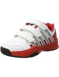 K-Swiss Performance Court Impact Ltr Omni Strap, Chaussures de Tennis Mixte Enfant