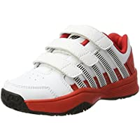 K-Swiss Performance Court Impact LTR Omni Strap, Chaussures de Tennis Mixte enfant