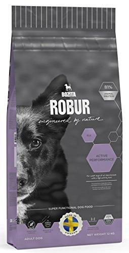 Bozita Hundefutter Robur Performance 33/20, 1er Pack (1 x 12 kg)