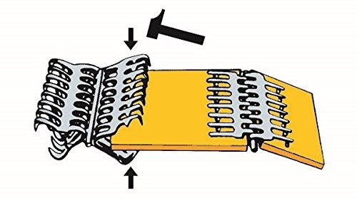 AGRAFES TEXAS N.20 (BOITE 10 PC)
