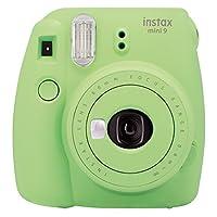 Instax Mini 9 Lim Green Fujifilm, Yeşil
