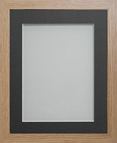 Frame Company Allington Range Bilderrahmen, Holz, Beech, 20 x 16 Inches Mounted for 15 x 10 Inches Image (Bilderrahmen 20 X 16)